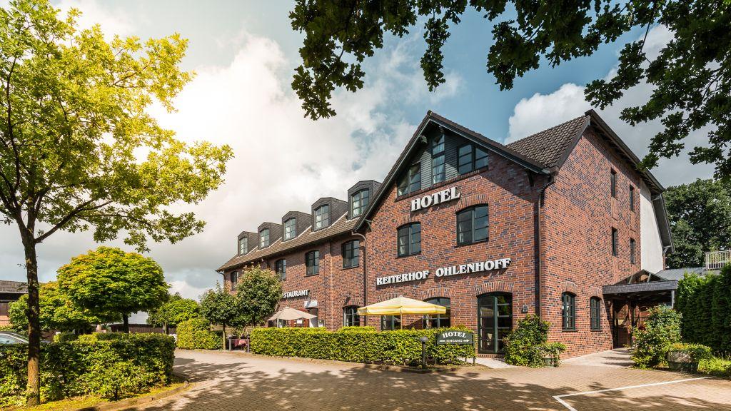 Hotel Ohlenhoff – Mitten Im Grünen Und Trotzdem On Air