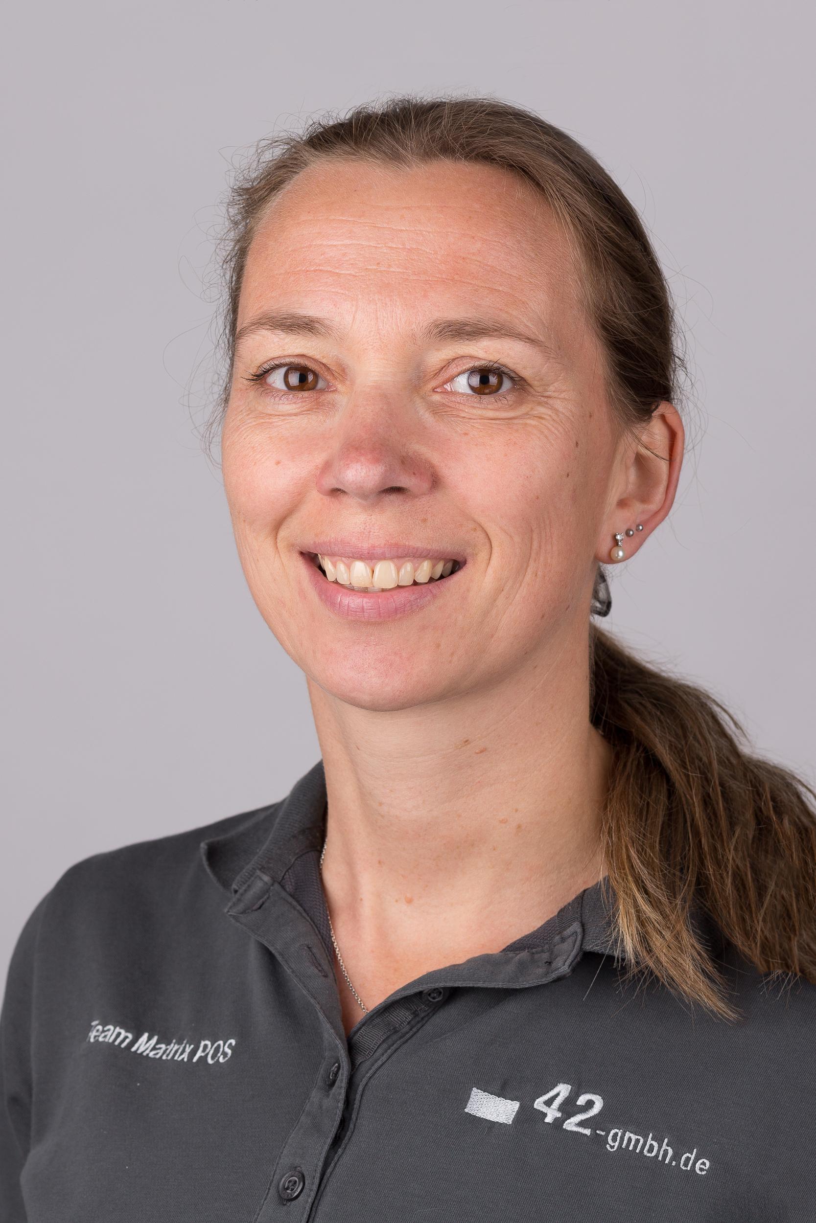 Anke Kraus Teamleiterin Partnersupport 42 GmbH