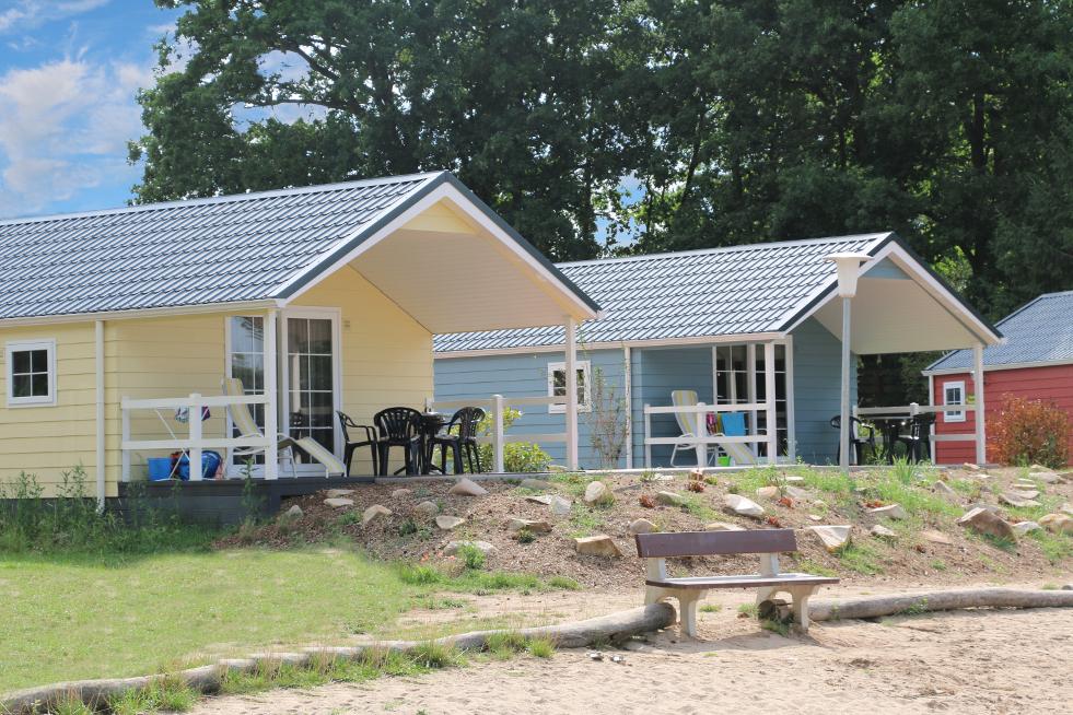 Ferienpark Plötzky Ferienhäuser Am See