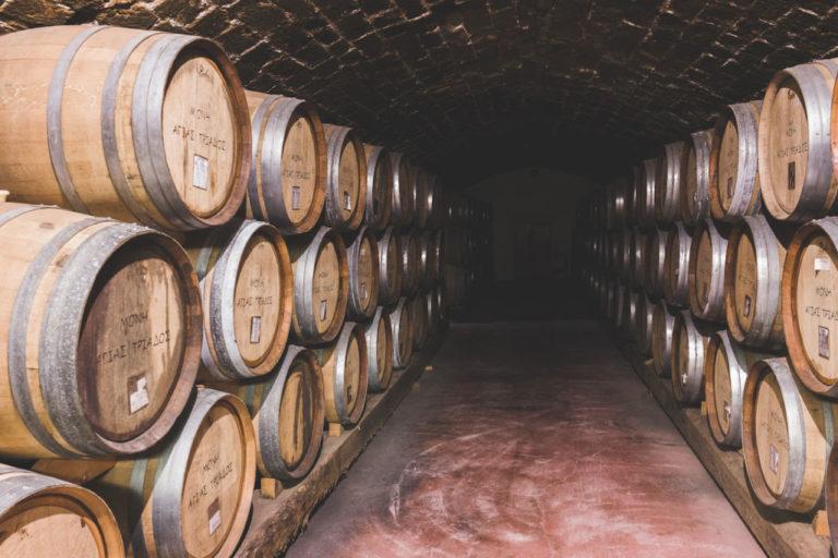 Einsatz der Kost Warenwirtschaft zur Weinkellerverwaltung