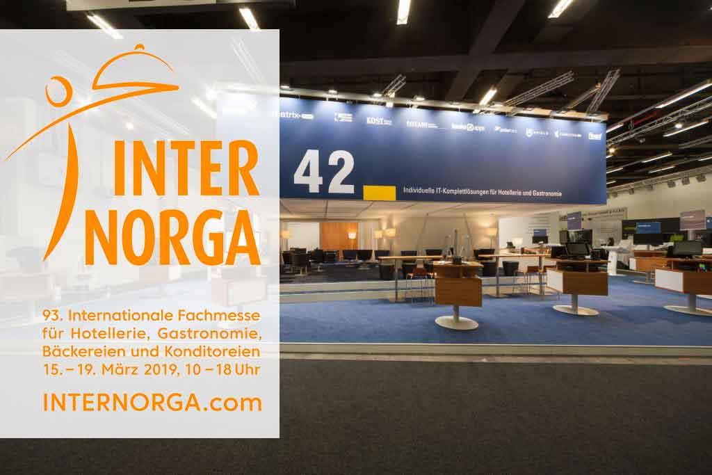 Die 42 Auf Der Internorga 2019