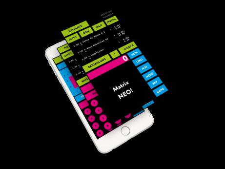 Ipad Und Android Software Für Die Mobile Matrix Kasse