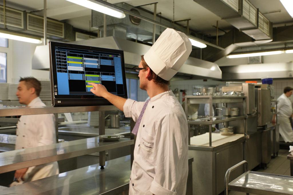Matrix Bon Monitor Software für Gastronomie & Hotellerie