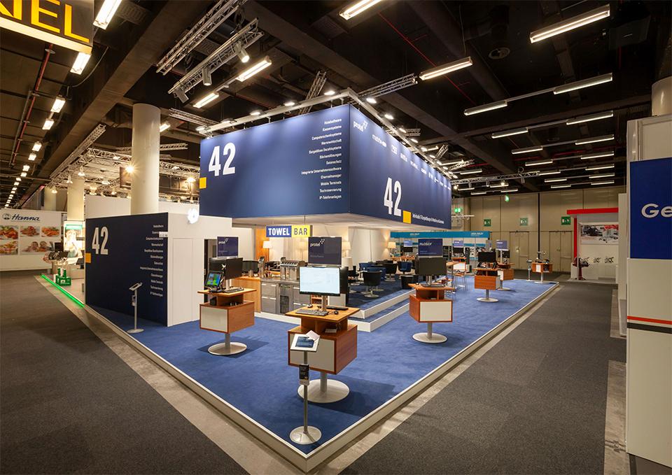 42 Und Partner Auf Der Internorga 2020 – IT-Innovationszentrum Für Hotellerie Und Gastronomie