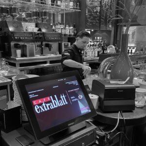 Café Extrablatt Setzt Auf Matrix POS Kassensystem
