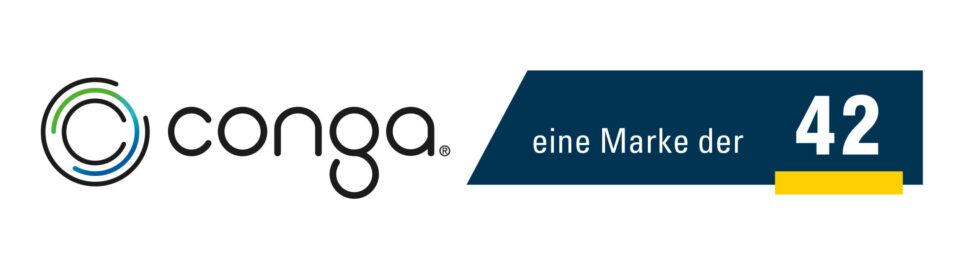 Conga Ist Eine Marke Der 42 GmbH